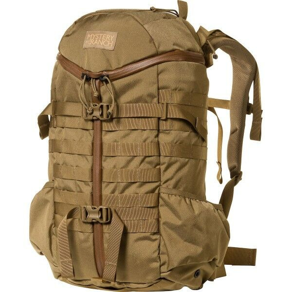 Mystery Ranch 2-Day Assault Pack - Coyote