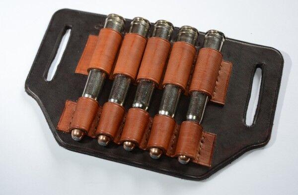 Titanium Gunworks 5-Shot Open Belt Top