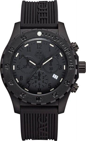 H3 Tactical Trooper Carbon Cronograph H3 Uhr Black H3.3322.798.1.3