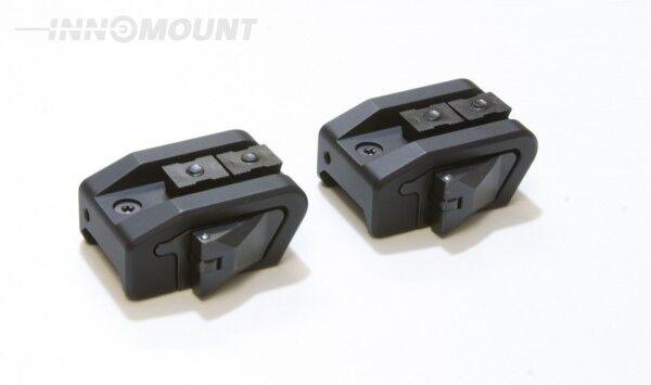 Innomount SSM - Weaver/Picatinny - Zeiss - zweiteilig