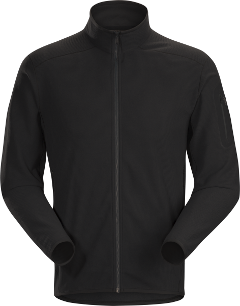 Arcteryx Delta LT Jacket Men´s Black