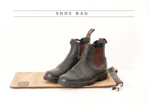 Melvill & Moon Shoe Bag