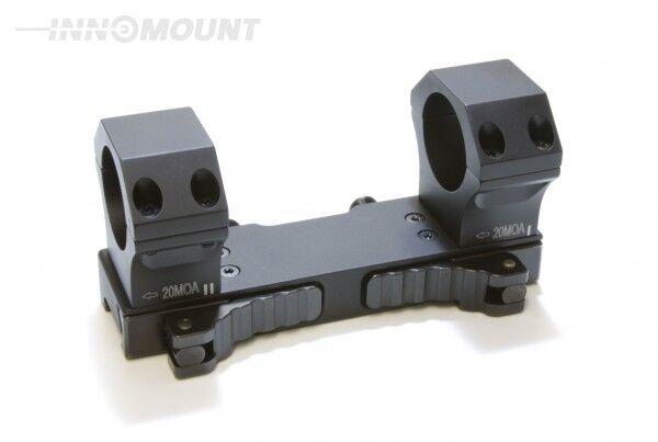 Innomount Taktische Schnellspannmontage FLEX - 30 mm Ringe
