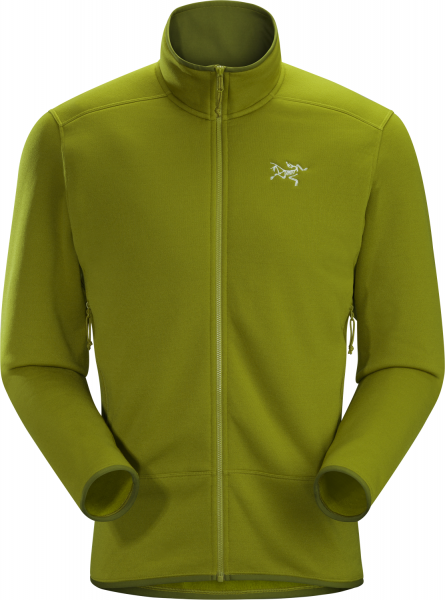 Arcteryx Kyanite Jacket Men's Olive Amber