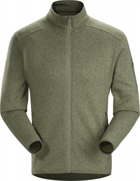 Arcteryx Covert Cardigan Men's Arbour Heather