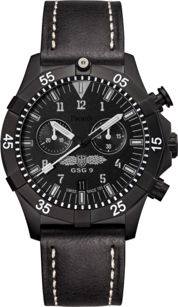 H3 Tactical Commander GSG 9 Chronograph H3 Uhr H3.3022.440.2.7