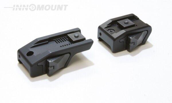 Innomount SSM - Weaver/Picatinny - Swarovski - zweiteilig gekröpft