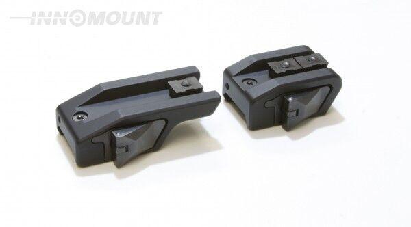 Innomount SSM - Weaver/Picatinny - Zeiss - zweiteilig gekröpft