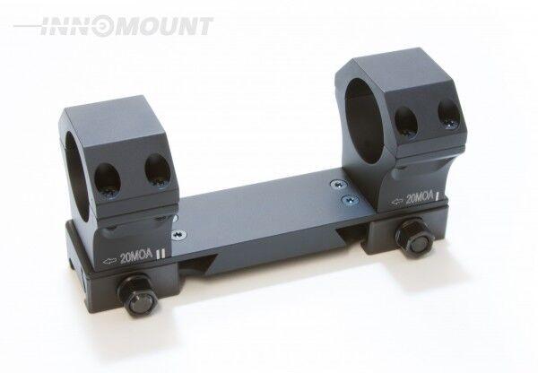 Innomount Taktische Festmontage FLEX - 34 mm Ringe