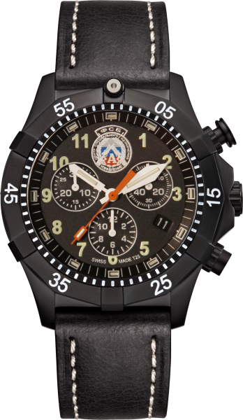 H3 Tactical Commander ALPHA Chronograph H3 Uhr H3.3022.733.1.7