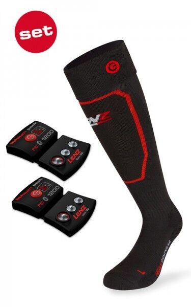 Lenz 1545_1546 Heat Sock 5.0 Toe Cap Set