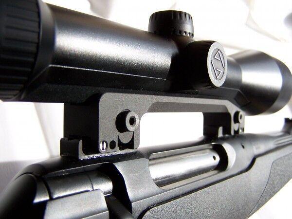 Multiwaffenfähige Titanium-Montage (Basen Waffenseitig)