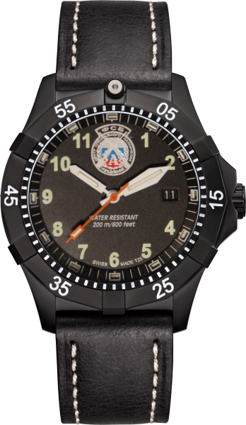H3 Tactical Commander ALPHA H3 Uhr H3.3002.734.1.7