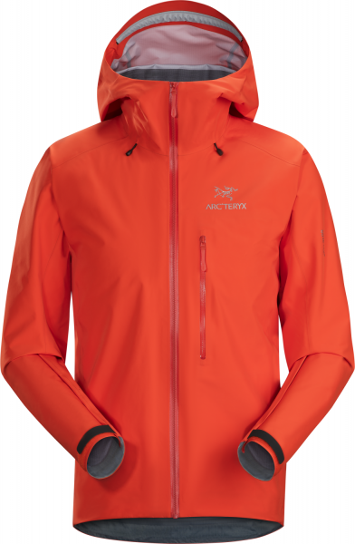 Arcteryx Alpha FL Jacket Men's Flare