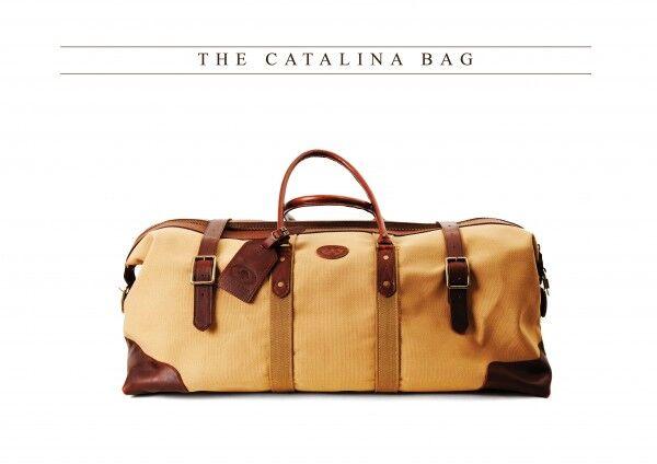 Melvill & Moon Catalina Bag Canvas